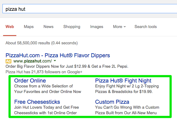 How to Best Use Sitelinks in AdWords Campaigns
