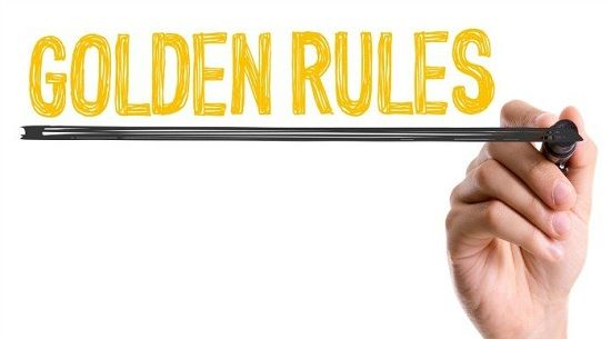 What are the Golden Rules of PPC?